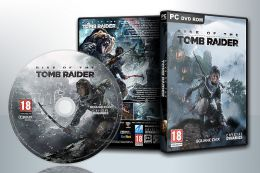 Rise of the Tomb Raider (5 DVD)