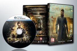 Deus Ex: Mankind Divided (6 DVD)