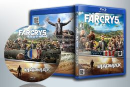 Far Cry 5 + Mad Max (Blu-Ray)